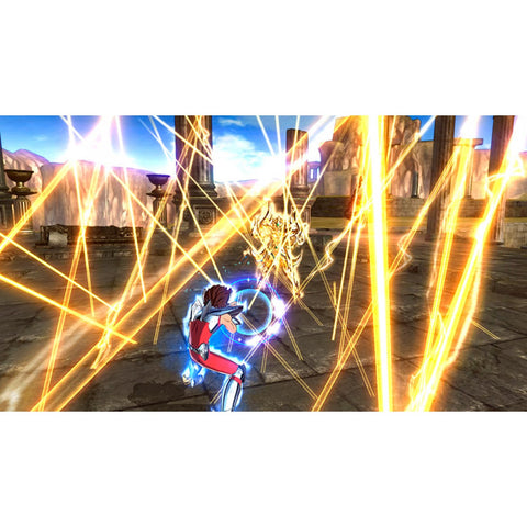 PS4 Saint Seiya: Soldiers' Soul (English Subtitle)