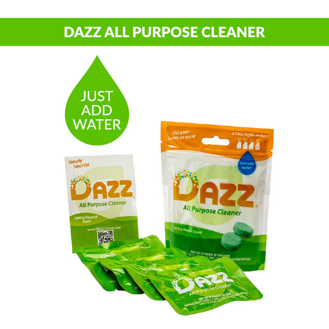 Dazz Pet-safe Cleaning Tablets