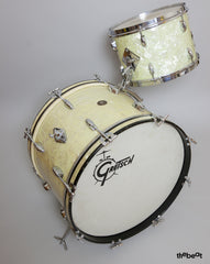 Gretsch / Broadkaster One-Nighter kit (1950s)