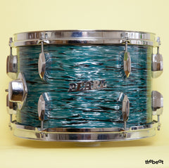 "Pearl / 12"" blue oyster tom (1968)"