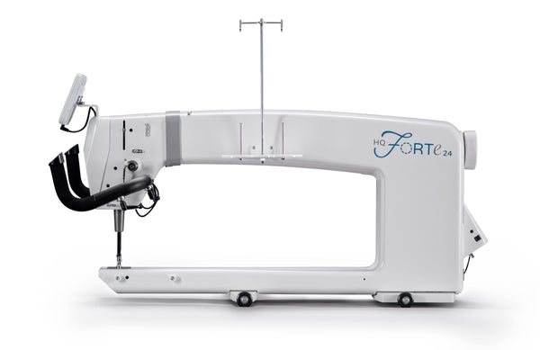 "HQ Forte 24"" Long Arm Quilting Machine"