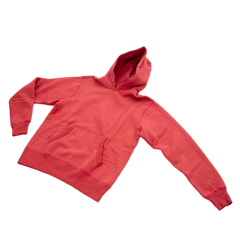 Whitesville Pullover Hoodie Red