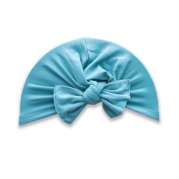 *** PRE-ORDER:  Teal Knot Turban