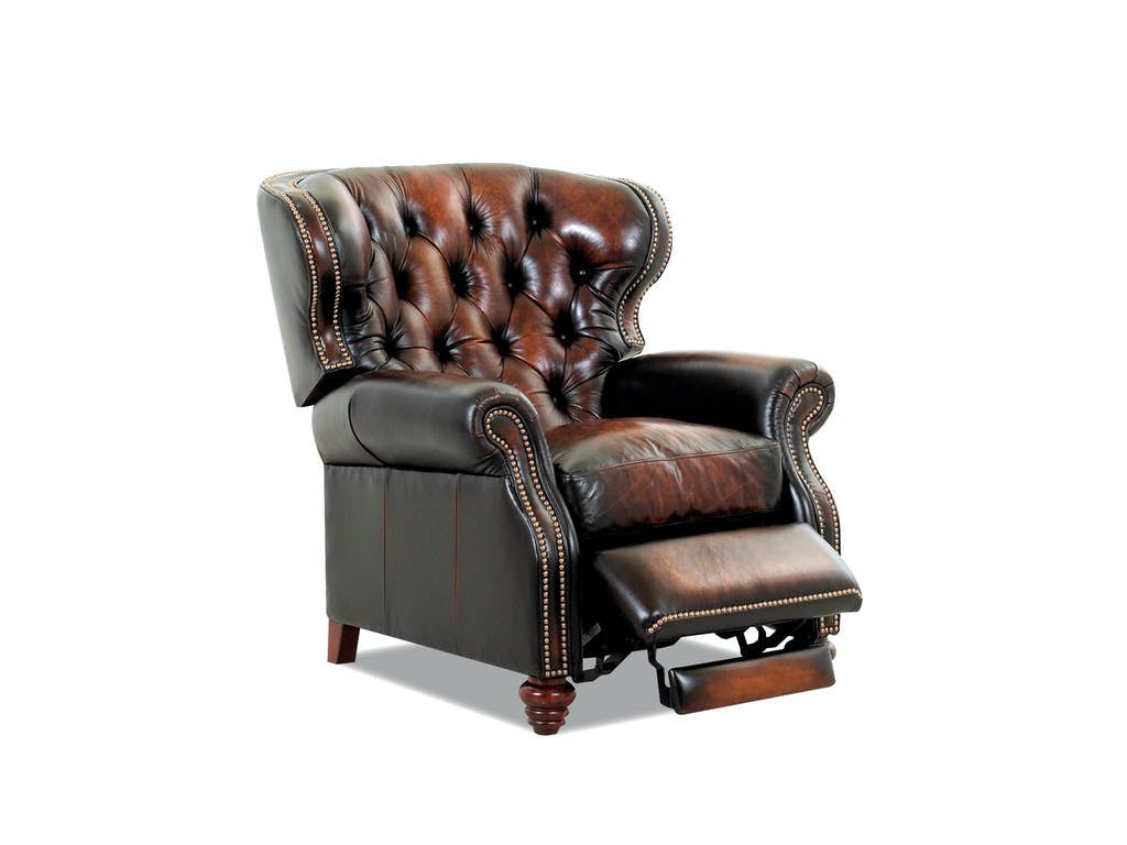 Marquis High Leg Leather Recliner (Comfort Design #CL700-10 HLRC)