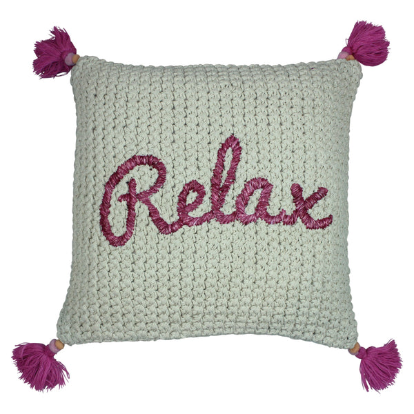 Relax Pillow Cover