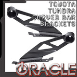 "2007-2014 Toyota Tundra ORACLE Curved 50"" LED Light Bar Brackets"