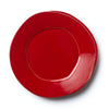 VIETRI: Lastra Red European Dinner Plate