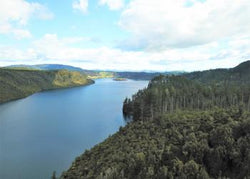 Auckland Private Tour - Green and Blue Lakes Rotorua - Beginner to Intermediate