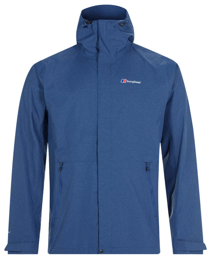 Berghaus Mens Alluvion Jacket - Deep Water