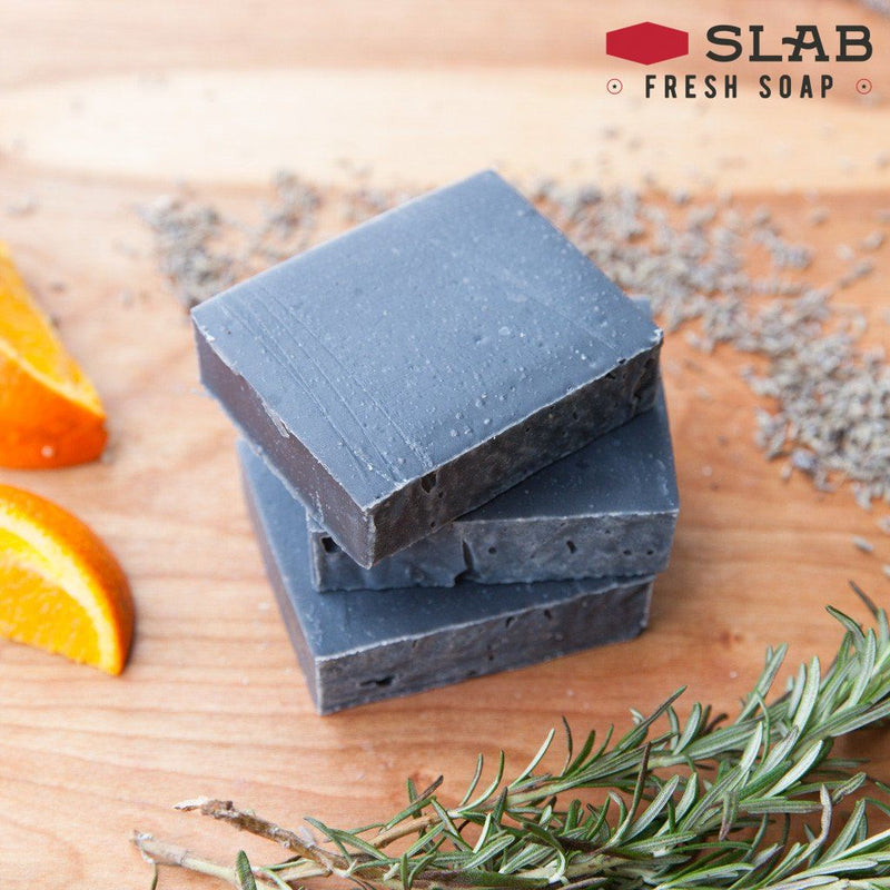 Activated Charcoal Soap - -