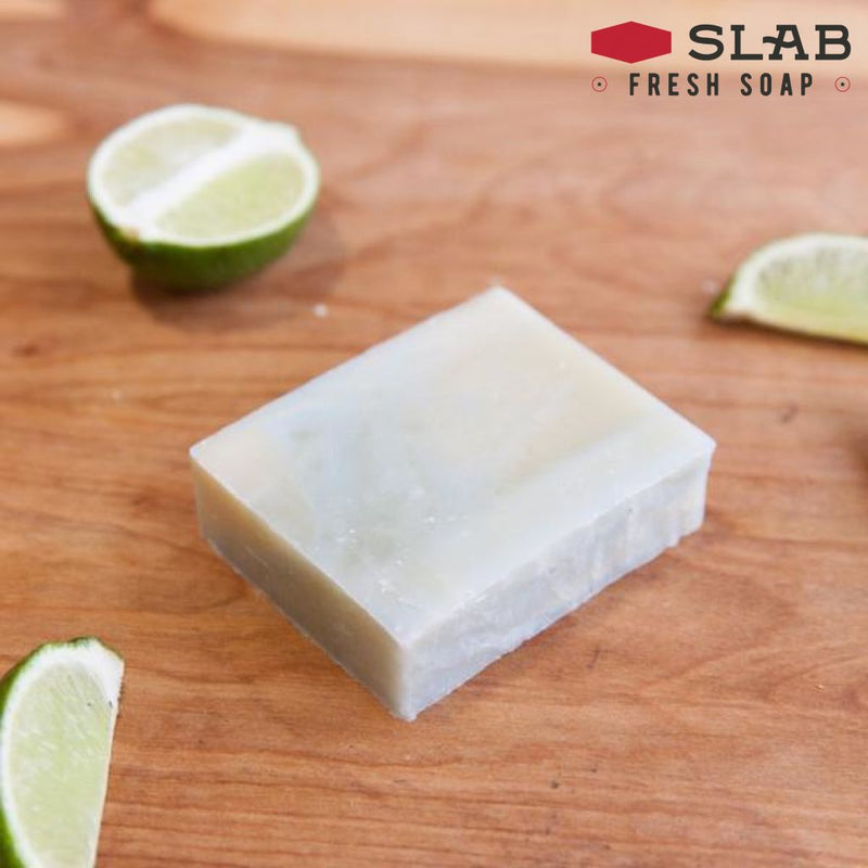 Bay Rum & Lime Soap Sample - -