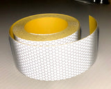 "2"" Flexible (Stretchable) High Intensity Reflective Tape - 30' & 150' Rolls"