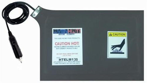 "UP-HTELM13S 13"" Heating Element w/Detatchable Cord - Ultimate Pizza Bag"