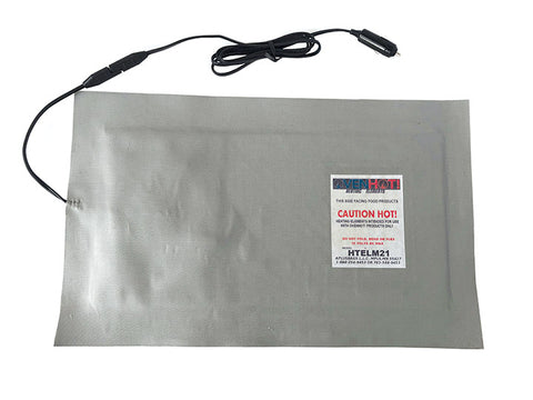 "UP-HTELM21S 21"" Heating Element w/Detatchable Cord - Ultimate Pizza Bag"