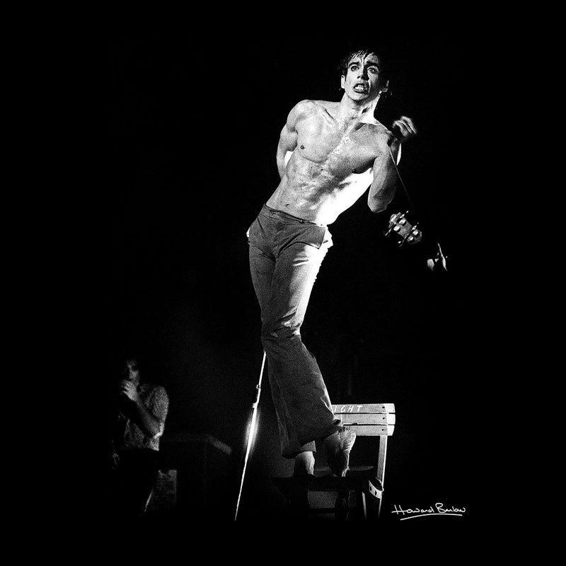 Iggy Pop Manchester Apollo 1977