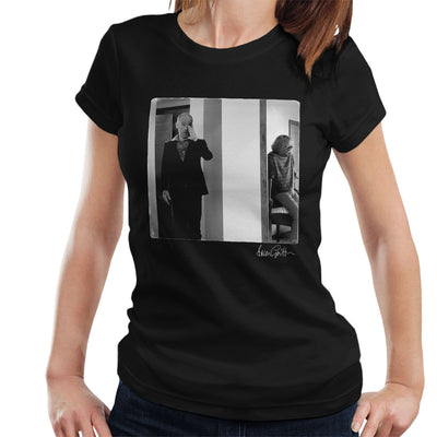 REM Michael Stipe Women's T-Shirt - Don't Talk To Me About Heroes
