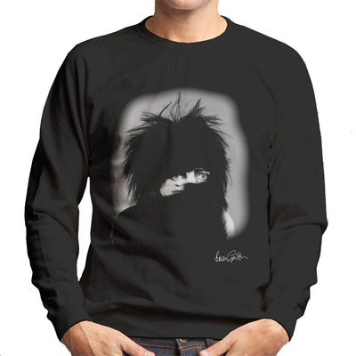 Siouxsie And The Banshees Dazzle Album Cover Men's Sweatshirt