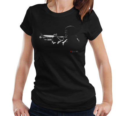 Freddie Hubbard Playing Live Women's T-Shirt