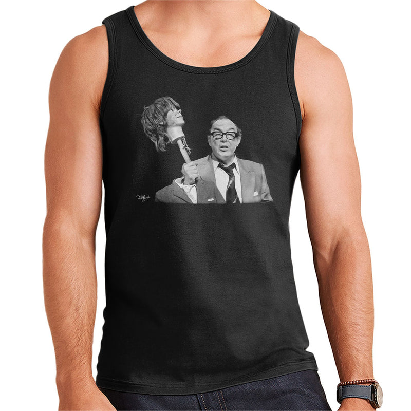 Eric Morecambe Men's Vest - Don't Talk To Me About Heroes