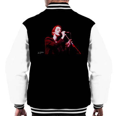Suzanne Vega 1994 Men's Varsity Jacket - Don't Talk To Me About Heroes