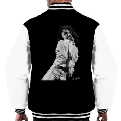 Uriah Heep David Byron 1973 Men's Varsity Jacket