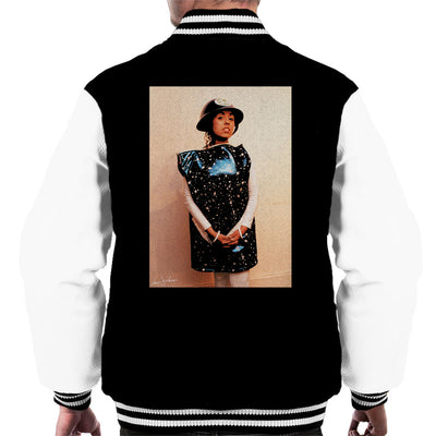 X Ray Spex Polly Styrene 1991 Men's Varsity Jacket