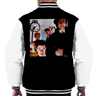 Killing Joke Band Shot Men's Varsity Jacket