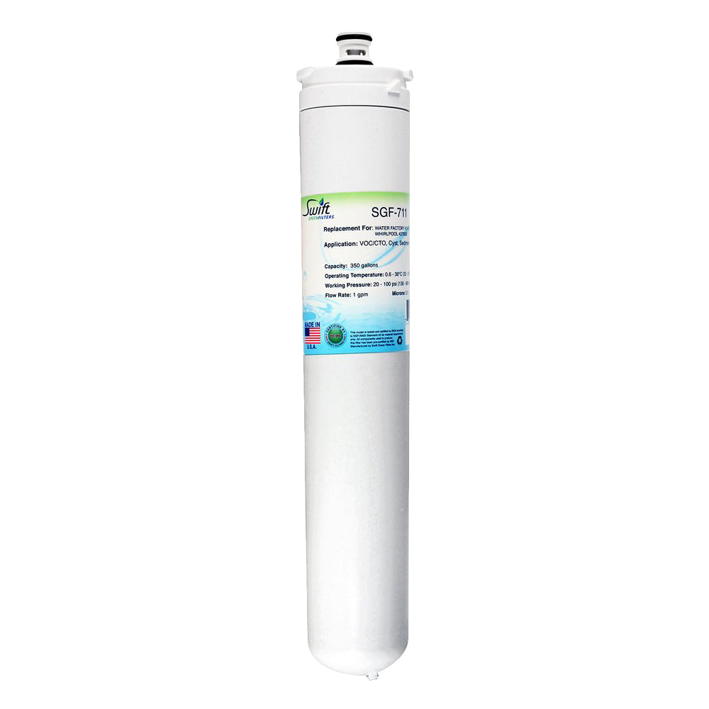 3M Water Factory 47-55711G2 Filter Replacement SGF-711 by Swift Green Filters