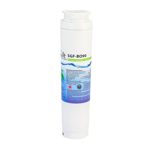 Replacement BOSCH Cuno 644845 9000 101443-A Refrigerator Water Filter SGF-BO90