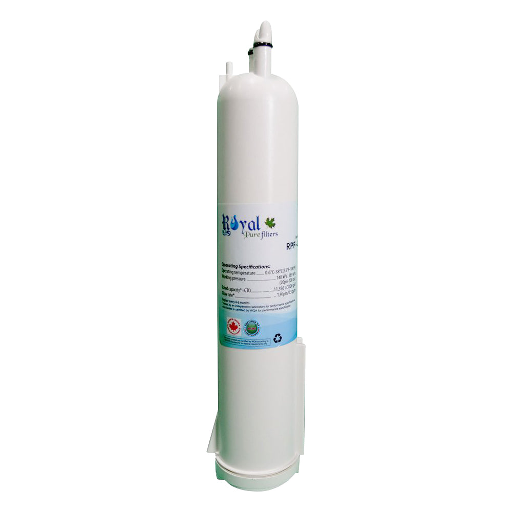 RPF 4396841 Replacement for Whirlpool 4396710 Everydrop EDR3RXD1, 469030 Refrigerator Water Filter