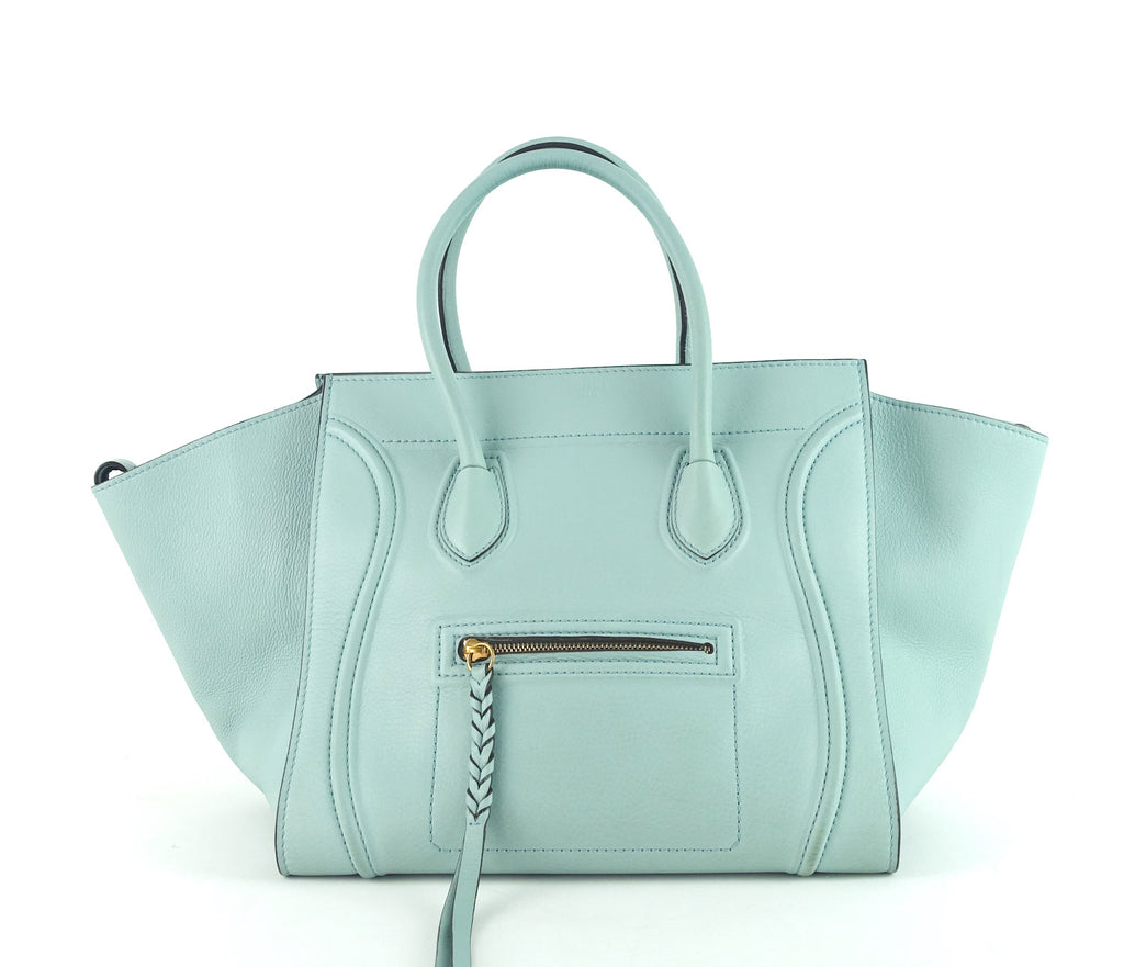Phantom Grained Calf Leather Bag