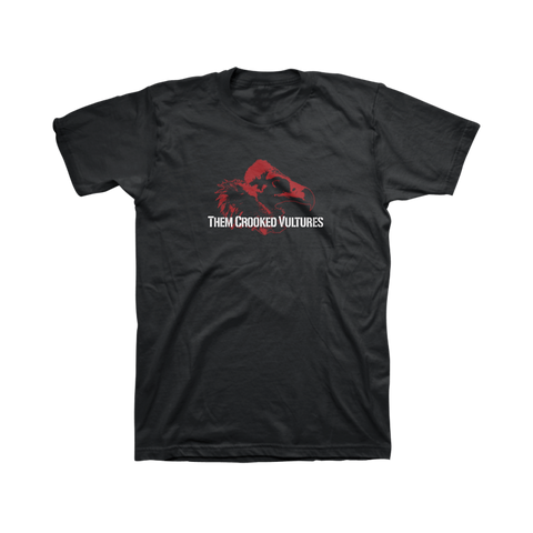 Scavenge Unisex Tee - Them Crooked Vultures