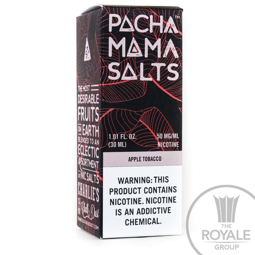 Pacha Mama Salt E-Juice - Apple Tobacco