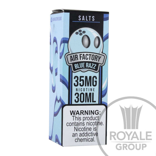 Air Factory Salt E-Juice - Blue Razz
