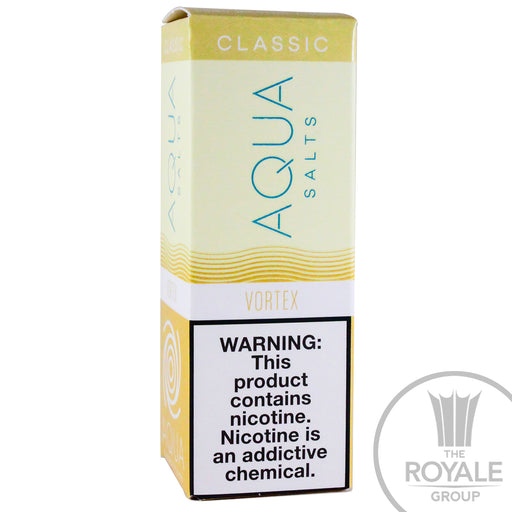 AQUA Salt E-Liquid - Vortex
