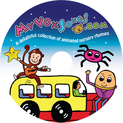 Best Nursery Rhymes DVD