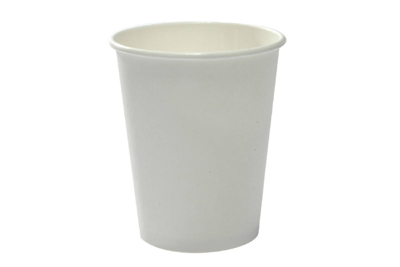 Hot Cup Paper White