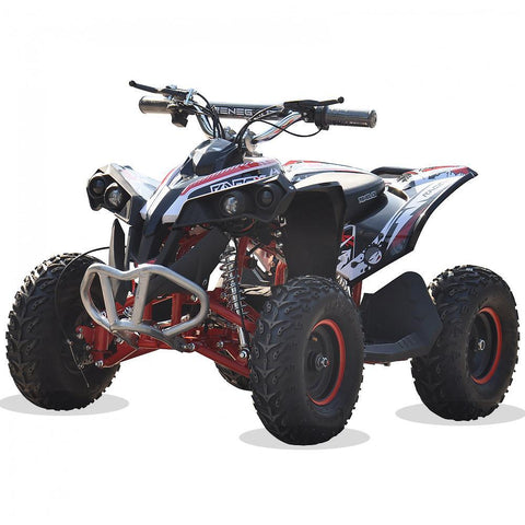 Renegade Race-X 36V 1100W Output Electric Kids Quad Bike - Red 3
