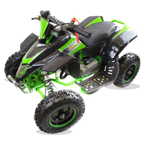 Z20 49cc Kids Petrol ATV Quad Bike - Green