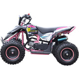 Renegade LT50A Kids Petrol Quad Bike - Pink 2