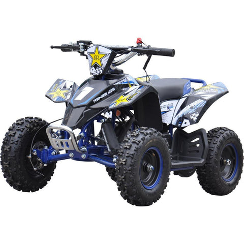Renegade LT50A Kids Petrol Quad Bike - Blue