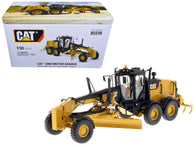 CAT Caterpillar 12M3 Motor Grader with Operator High Line Series 1/50 Diecast Model by Diecast Masters