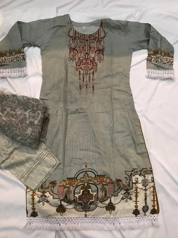 Inspired EID Lawn Design RMI109