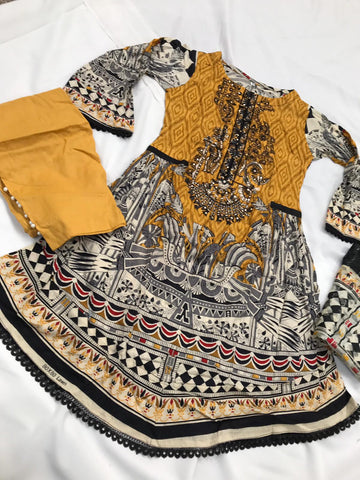 Ethnic Inspired Design EI912