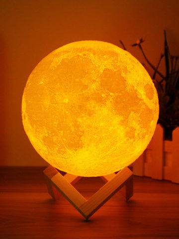 Zen Moonlight Mood Lamp