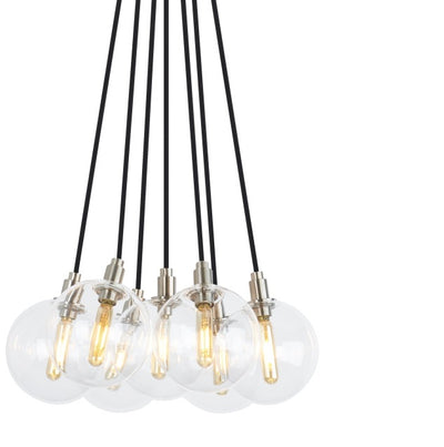 Gambit 7-Light LED Chandelier