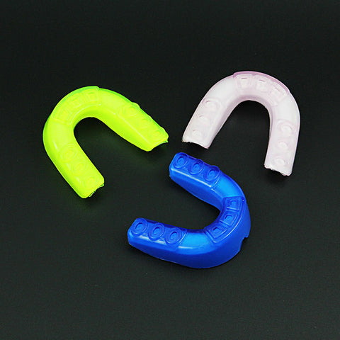 3PCS/Lot Sports Mouthguard Mouth Guard Gum shield Teeth Protect for MMA