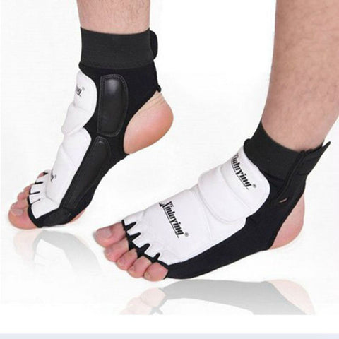 Ankle Brace Support Pad Guard Foot Gloves Protection MMA/Muay Thai/Boxing SS