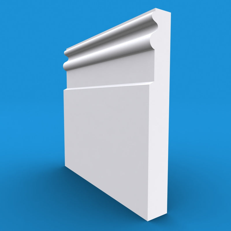 Queens MDF Skirting Board