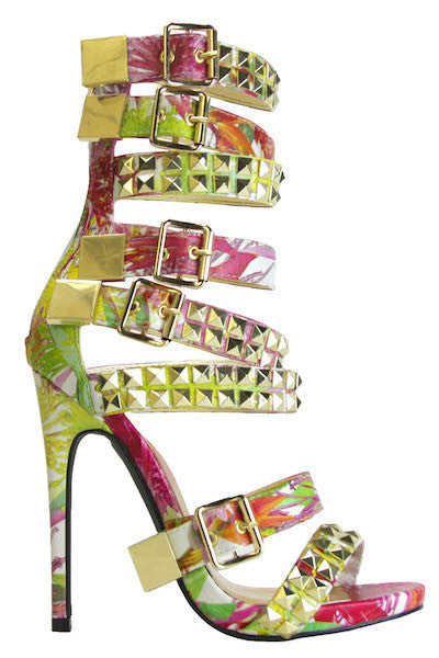 Shop CoccaBee Shoes-  Heels-Navaeh Designed by shoe designer Nelly Bernal